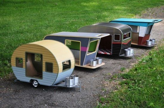 Doggy Camper Van